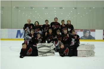 Hockey tournament winners